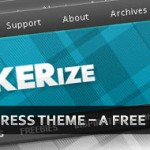 Free Download Checkerize WordPress Theme – A Free Premium Theme