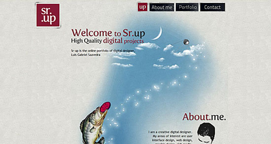 50 Creative CSS Website Designs Showcase for Inspiration