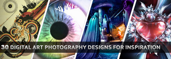 30 Digital Art Photography Designs for your Design Inspiration