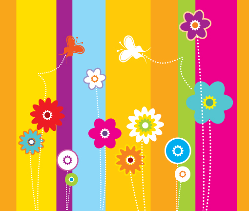vector art backgrounds. 25 Colorful Vector Background