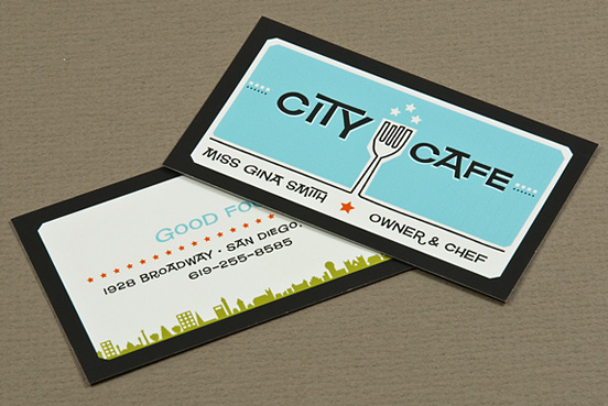 50+ Fresh Creative Business Card Designs for Design Inspiration#2