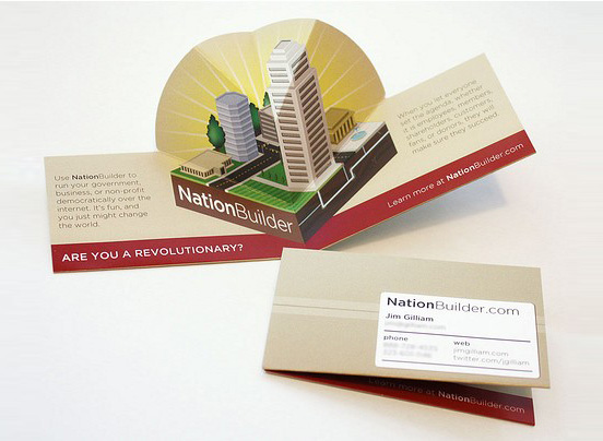 Landscape Architecture Business Card
