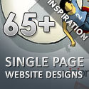 Post thumbnail of 65+ Creative Single Page Website Designs for Inspiration