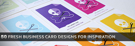 Post image of 50+ Fresh Creative Business Card Designs for  Design  Inspiration#2