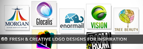 60 Fresh and Creative Logo Designs for Design Inspiration