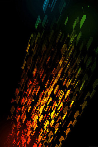 Colors iPhone Wallpaper