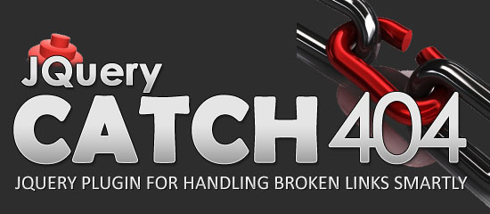 Post Thumbnail of Catch404 – jQuery Plugin For Handling Broken Links Smartly