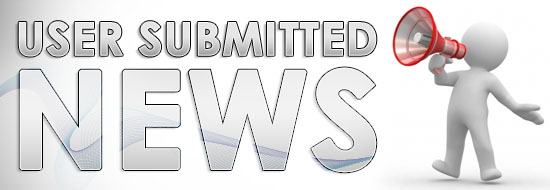User Submitted Community News–November 2010