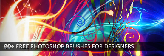Post image of Download 90+ Free Photoshop Brushes for Designers