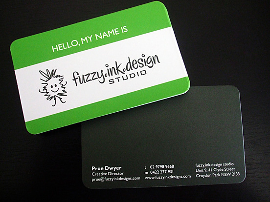 50 Excellent High Quality Business Card Designs for