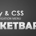 "RocketBar jQuery And CSS3 ""Stay On Top"" Navigation Menu – Free Download"