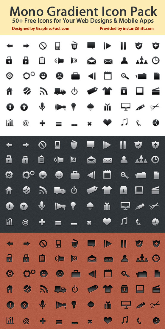 Download 3D Vector Social Icons - Free Icon Pack