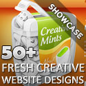 Post Thumbnail of Fresh Creative Website Designs: 50+ Creative CSS Website Designs for Inspiration