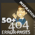 Post Thumbnail of 50+ Stylish 404 Error Pages Design for Design Inspiration