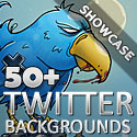 Post thumbnail of Twitter Backgrounds – 50+ Professionally Creative Twitter Backgrounds