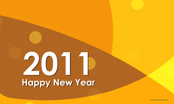wallpaper new year 2011. New Year Wallpaper 2011