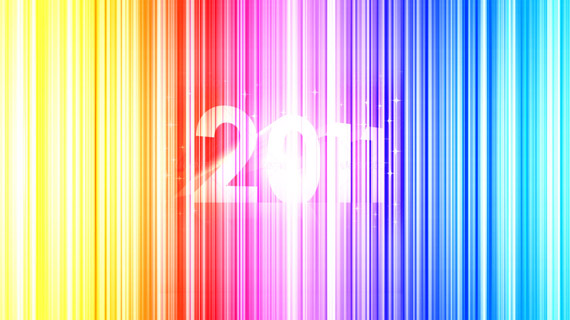 New Year Wallpapers 2011   Colorful New Year Wallpapers   Happy New Year Wallpapers