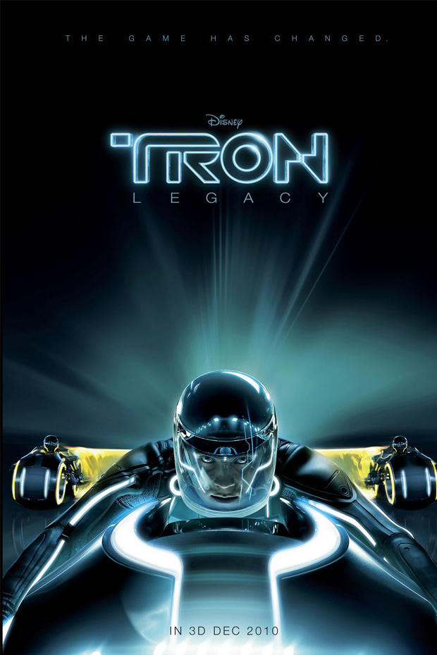 Tron-Legacy - 50+ Best Movie Posters of 2010 and 2011 - Movies Poster Showcase