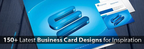 Post image of Business Card Designs: 150+ Latest Business Card Designs For Inspiration