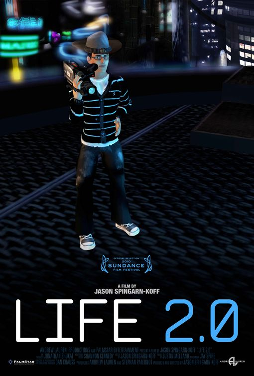 Life 2.0 - 50+ Best Movie Posters of 2010 and 2011 - Movies Poster Showcase
