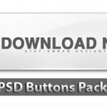 Download Free PSD Buttons Pack