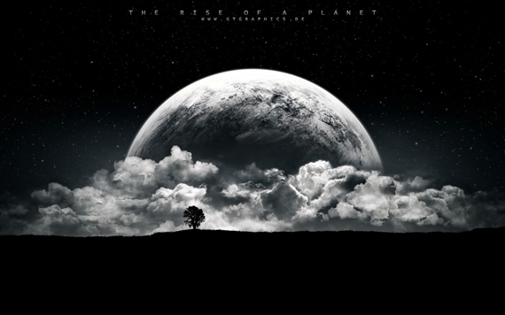 Wallpaper: The Rise of the planet Wallpaper