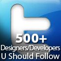 Post Thumbnail of 500+ Designers & Developers You Should Follow On Twitter