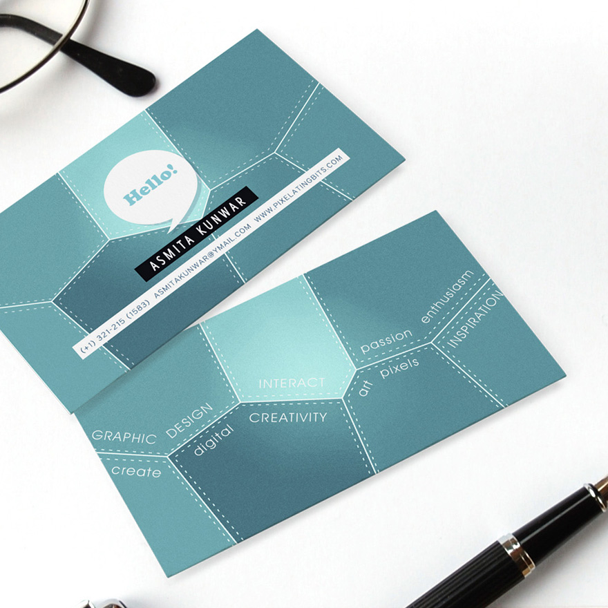 Creative Business Cards: 60+ Really Creative Business Card ...