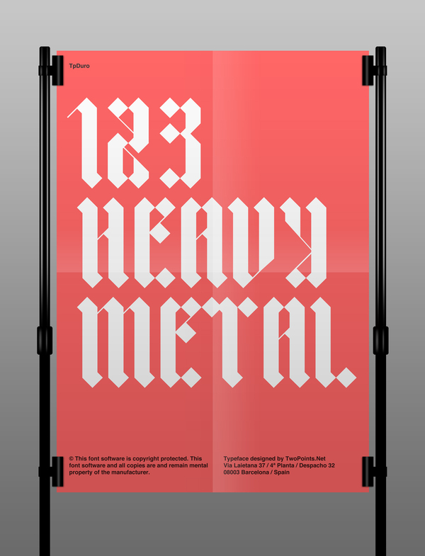 Font Typography: 50 Brilliant Typography Designs To Inspire You