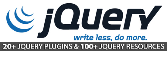 jQuery Plugins – 20 Amazing jQuery Plugins and 100+ Excellent jQuery Resources