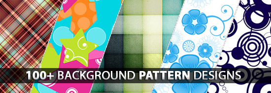 Post image of Background Pattern Designs: 100+ Hi-Qty Pattern Designs For Website Background