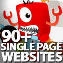 Post thumbnail of Single Page Websites Designs: 90+ Fresh and Creative Single Page Website Designs