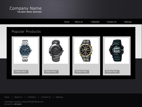 Premium Templates: Fresh Premium Website Template Collection