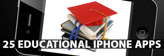 iPhone Apps: 25 Free Educational iPhone Apps