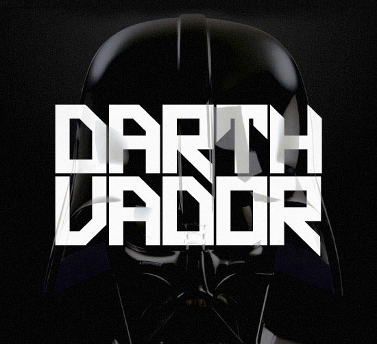 Vador Free Font