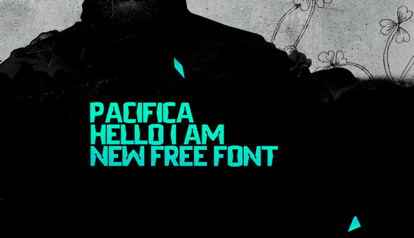 Pacifica Free Font