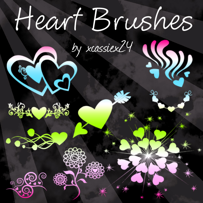 Photoshop Brushes: 30 Latest Photoshop Brushes For Designers