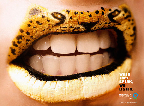 50 Outstanding Advertising Posters For Design Inspiration