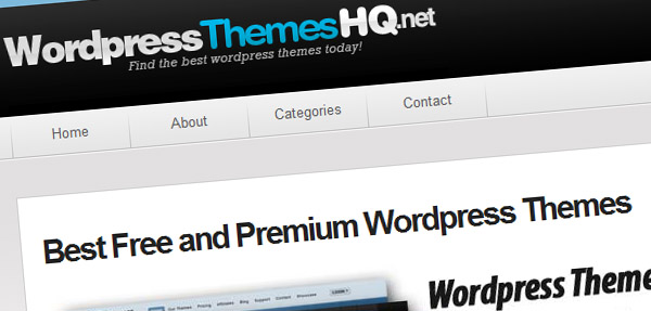 Wordpress Themes HQ