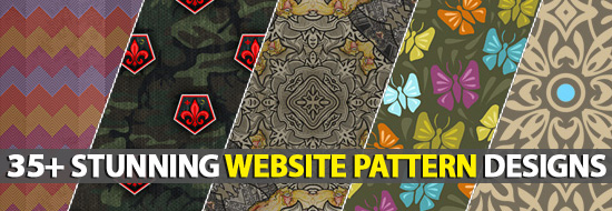 Post image of Background Pattern Designs: 35+ Stunning Pattern Designs
