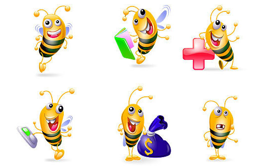 bee-icons