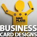 Post Thumbnail of 50 Fresh Visiting Card (Business Card) Designs