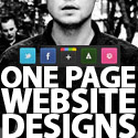 Post thumbnail of Single Page Websites (One Page Website) Designs For Inspiration