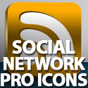 Post Thumbnail of Free Professional Icons Set - Social Networks Icons