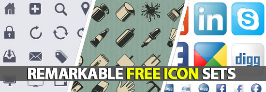 Post image of Remarkable Free Icon Sets Everyone Must Have