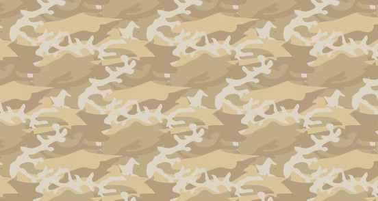 Desert Pattern Design