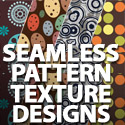 Post Thumbnail of 35+ Seamless Pattern and Texture Designs
