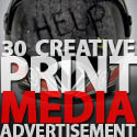 Post Thumbnail of 30 Awesome Print Media Advertising Posters
