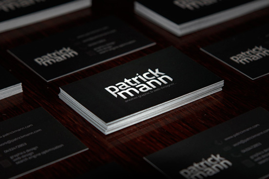 60 Highly-Creative Business Card Designs