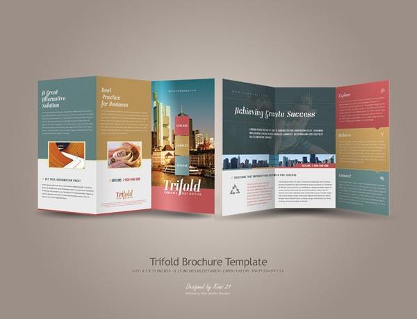 Brochure designs 25 design for your inspiration design for Graphic design brochure templates